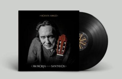 Creatividad del disco premiado con un Grammy de Vicente Amigo