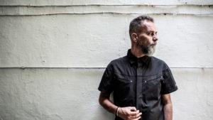 Pedro Peinado, diseñador invitado en el blog de Sábado Comunicación Digital. Fotografía: Manuel Torres