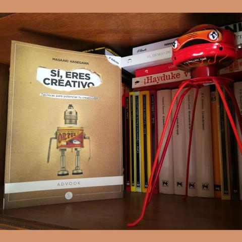 Editorial Advook - Sí, eres creativo