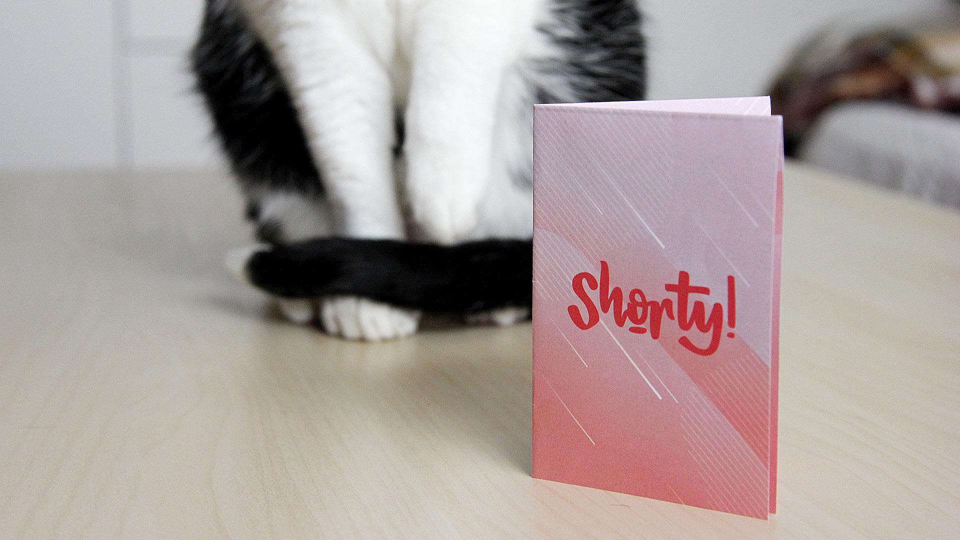 Shorty! - un producto de Barographic - Blog de Sábado Comunicación Digital