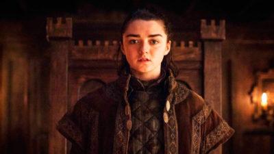 Arya Stark te enseña a hacer un plan de comunicación (HBO)