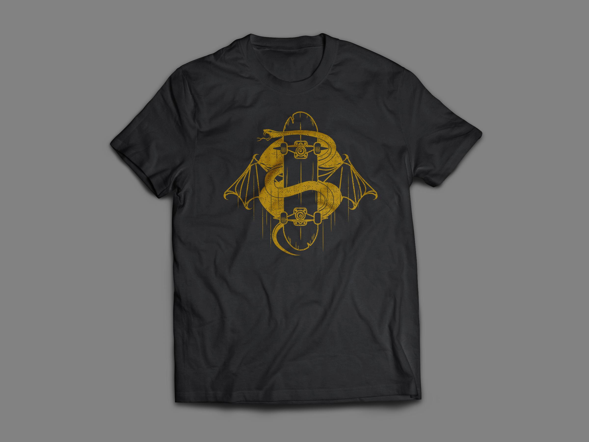 T Shirt Mockup Front Sn - Diseñadores Invitados. Hoy: Raúl Ruano