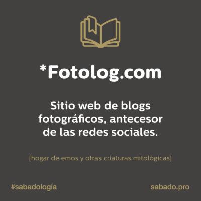 Fotolog| Sabadología, definiciones de marketing digital | Blog | Sábado Comunicación