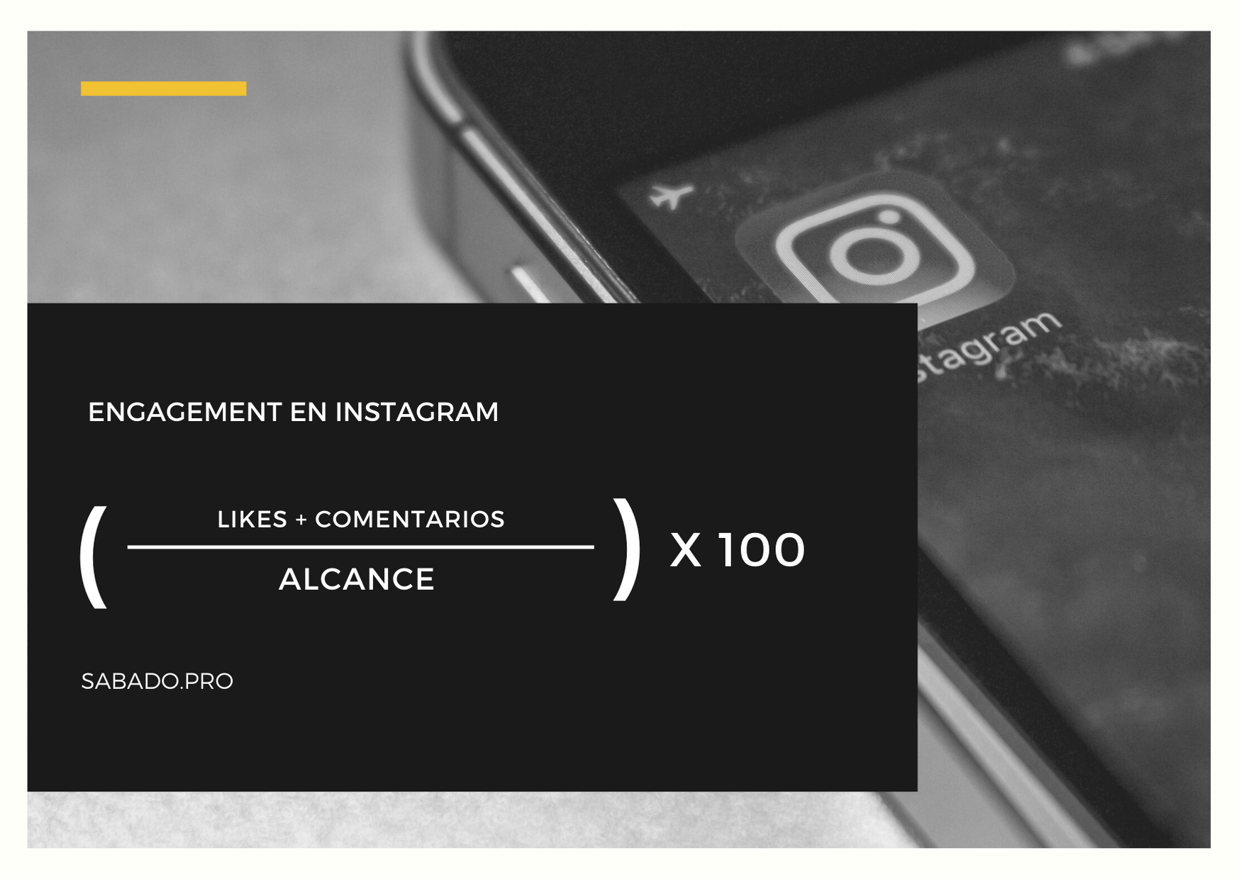 Calcular engagement en Instagram | Blog | Sábado Comunicación y Marketing Digital
